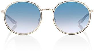 Barton Perreira Women's Joplin Sunglasses - Gold