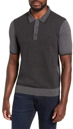 Fred Perry Tipped Polo