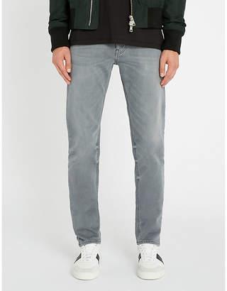 BOSS Leisure regular-fit tapered denim jeans