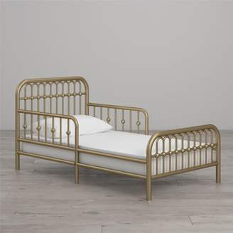 Little Seeds Monarch Hill Ivy Metal Toddler Bed, Multiple Colors