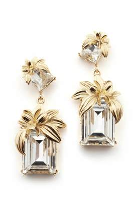 Narratives The Agency British Floral Earring