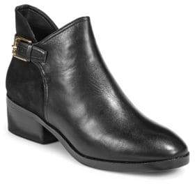 Cole Haan Round Toe Boots