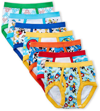 Handcraft (Toddler Boys) 7-Pack Mickey And The Roadster Racers Briefs