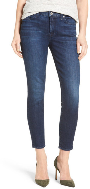 7 For All Mankind7 For All Mankind Crop Skinny Jean