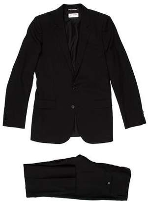 Saint Laurent Wool Two-Piece Suit