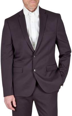 Kenneth Cole Reaction Zig-Zag Weave Suit Jacket