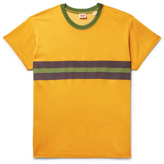 Levi's Striped Cotton-Blend T-Shirt