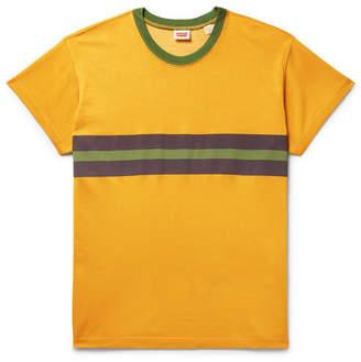 Levi's Striped Cotton-Blend T-Shirt