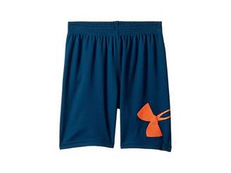Under Armour Kids Mesh Logo Striker Shorts (Toddler)