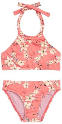 O'Neill x Hello Kitty(R) Kalei Two-Piece Swimsuit