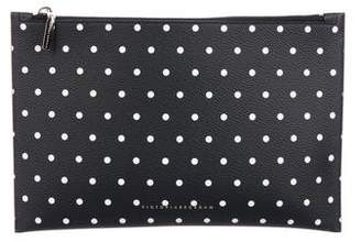 Victoria Beckham Polka Dot Simple Pouch