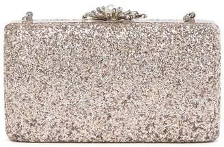 Sondra Roberts Glitter Box Clutch