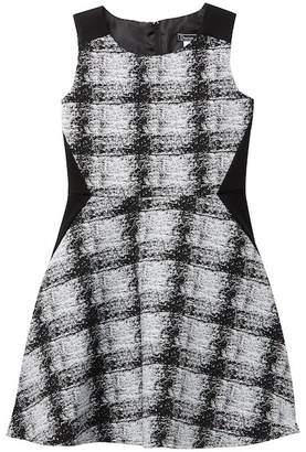 Dorissa Sophie Ponte Knit Jacquard Dress (Big Girls)