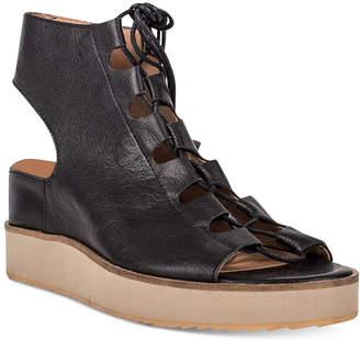 Andre Assous Tasmin Lace-Up Sandals Women's Shoes $195 thestylecure.com