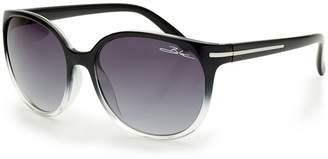 Bloc Jessica - Shiny Black Graduated Sunglasses