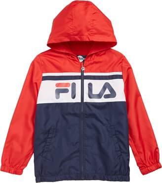 Fila Hooded Windbreaker