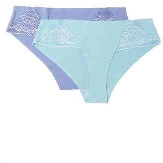Honeydew Intimates Vintage Micro Lace Hipster - Pack of 2