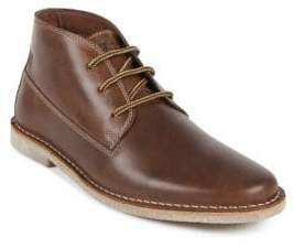 Kenneth Cole Reaction Uptown Leather Chukka Boots