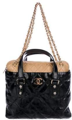 d1c6a45219dc Chanel Glazed Calfskin Portobello Tote