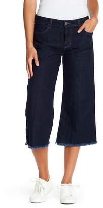 Siwy Denim Krista Wide-Leg Cropped Jeans