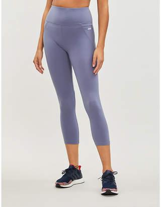 Lorna Jane Logo-print stretch-jersey leggings