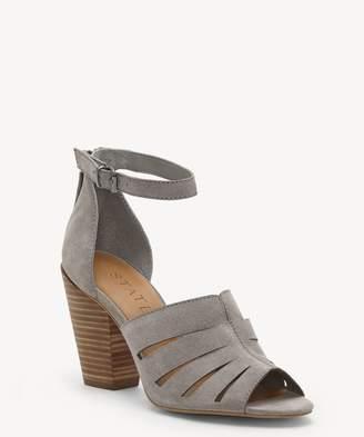Sole Society Nallay Block Heel Sandal