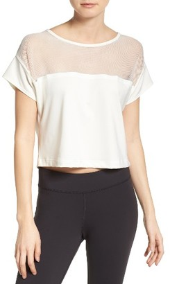 Women's Reebok Crop Top $45 thestylecure.com