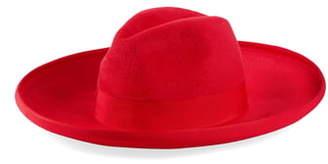 Gucci Stanley Fur Felt Hat