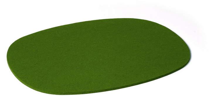 Hey Sign - Tischset oval, 3 mm, olive