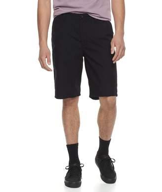 Vans Men's Splitter Slim-Fit Chino Shorts