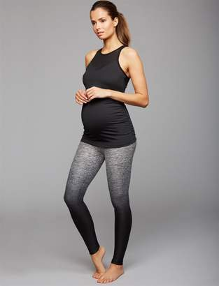 A Pea in the Pod Beyond The Bump Secret Fit Belly Maternity Active Pants