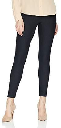 Hue Women's High Waist Shaping Leggings,S