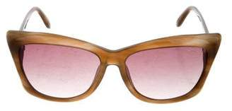 Tom Ford Lana Cat-Eye Sunglasses