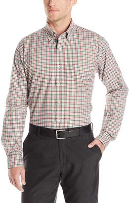 Alex Cannon Men's Country Gingham Check