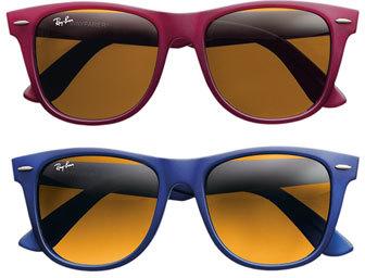 Ray-Ban Women's 'Classic Wayfarer Xl' 54Mm Sunglasses - Black