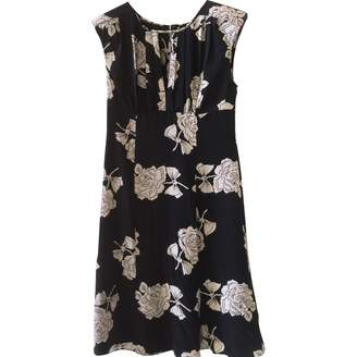 Tracy Reese Black Silk Dress for Women