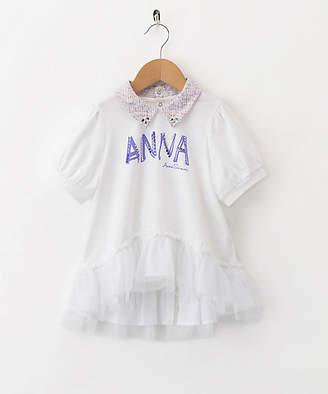 Anna Sui (アナ スイ) - [ANNA SUI mini] 半袖Tシャツ(7181232)