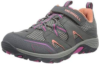 Merrell Girls' Mi Trail Chaser Low Rise Hiking Shoes, Multicolor (Multicolour), 6 UK