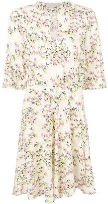 L'Autre Chose floral ruffle dress