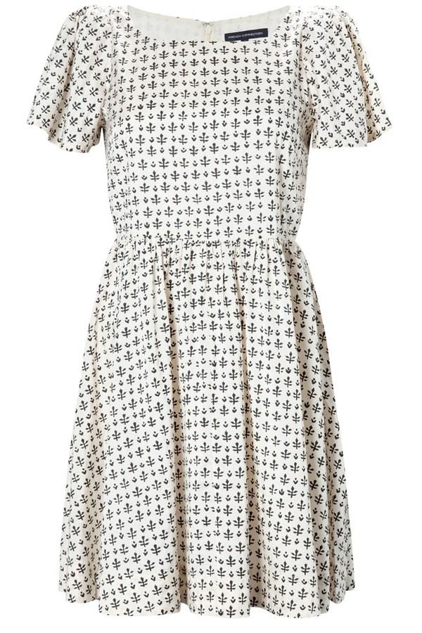 Summer Thistle Dress