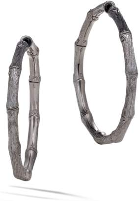 John Hardy Bamboo Medium Hoop Earrings