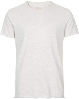 Selected Light Grey Marl T-Shirt
