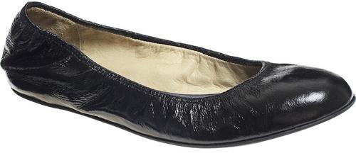 Lanvin Patent Ballet Flat