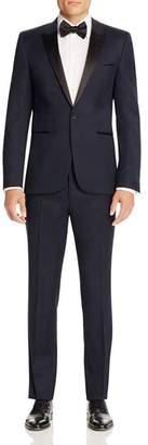 HUGO Aylor Herys Navy Tuxedo - Slim Fit