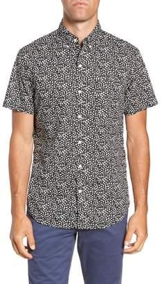 Bonobos Slim Fit Floral Sport Shirt