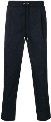 Moncler single pleat track pants
