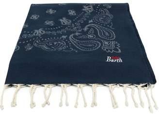 MC2 Saint Barth Kids Bandana print beach towel