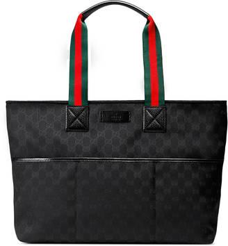 Original GG diaper bag tote $830 thestylecure.com