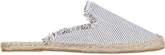 Soludos Frayed Mule - Women's