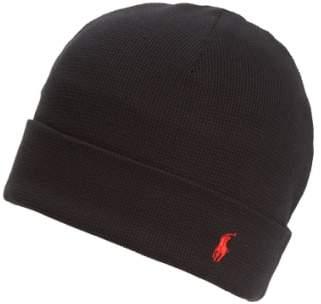 Polo Ralph Lauren Thermal Cuff Cotton Cap